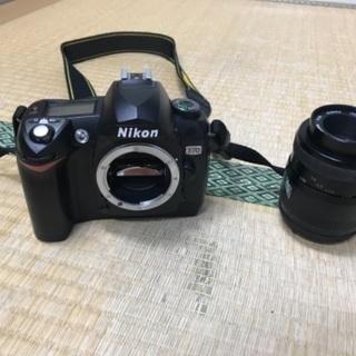 Nikon d70 一眼レフ