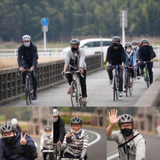 ビギナーロードバイク体験会 - 流山市