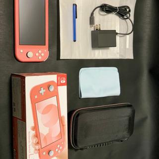 Nintendo Switch light ピンク