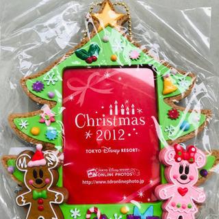 【新品】ディズニー クリスマス 写真立て