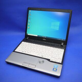 初期設定済み!富士通  13.3インチ ノートパソコン