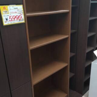 【値下げしました!】⭐良品✨浜本工業 書棚 オーク材✨幅65cm...