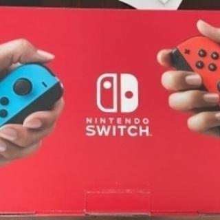 Switch本体 新品未使用品