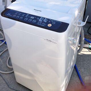激安GW☆2016年製 Panasonic 洗濯機 7kg☆