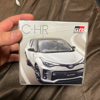 トヨタ CH-R 販促 ティッシュ