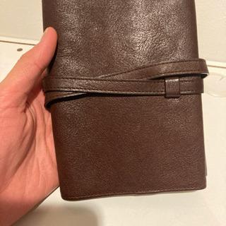 【ネット決済】土屋鞄 ブックカバー