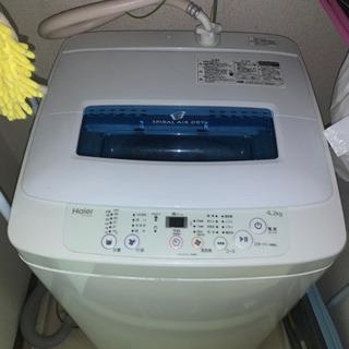 洗濯機(取引中)