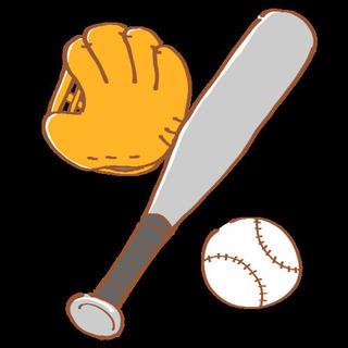 野球しませんか⚾️