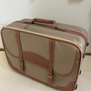 【値下げ】ソフトスーツケース/布製
