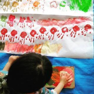 ★こども絵画教室で使う画材をください★