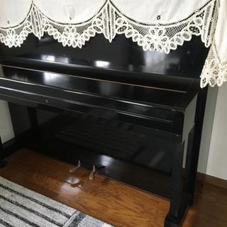 ピアノを無料で差し上げます