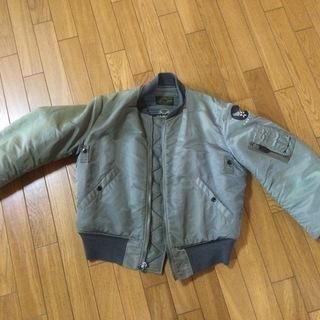 MA-1ジャケット Buzz rickson inc ミディアムサイズ