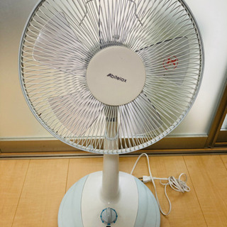 abitelax 扇風機 お譲りします