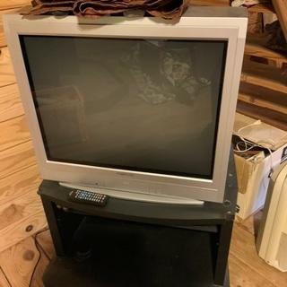 ブラウン管テレビ MITSUBISHI R-S32