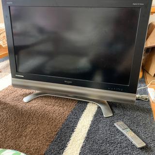 SHARP液晶テレビ LC-37BE1W