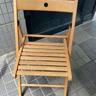 子供用 木の椅子 チェア