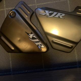 XJR400サイドカバー&純正ウインカー