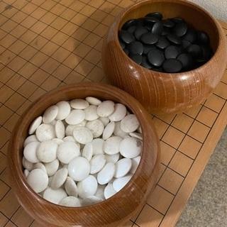5/4まで 囲碁盤駒セット - 仙台市