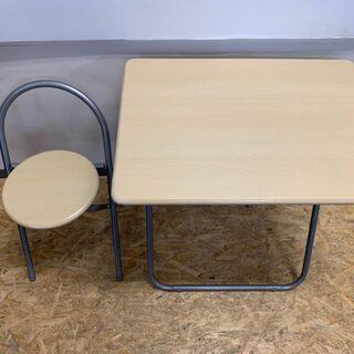【KOEKI】弘益 フォールディングテーブルセット テーブ…