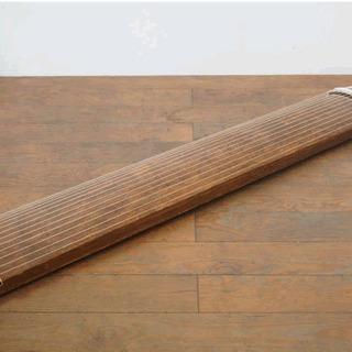 こと 琴 子持綾杉 玉杢 13弦 くり甲 金蒔絵 和楽器 弦楽器