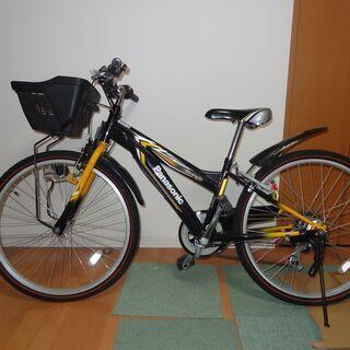 【ネット決済】パナソニック 子供用自転車 20インチ 6段変速 ...