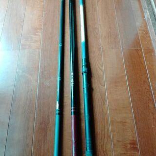 釣り竿 ロッド 3本 セット
