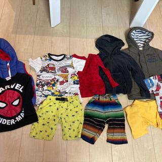男の子服セット 90〜120