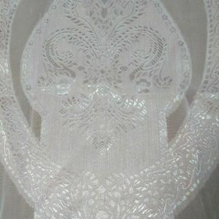 インド土産 ストール 絹 シルク 3枚あります