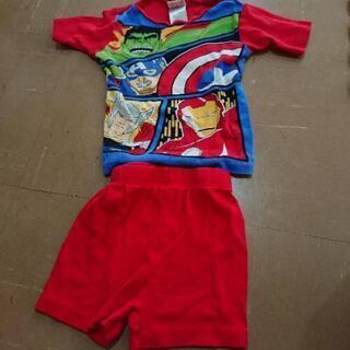 アベンジャーズのパジャマ