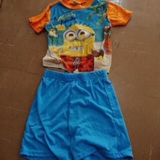 ミニオンのパジャマ