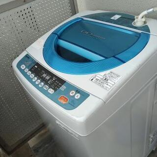 中古美品☆東芝 洗濯機 8キロ TOSHIBA AW-80DK(WL)