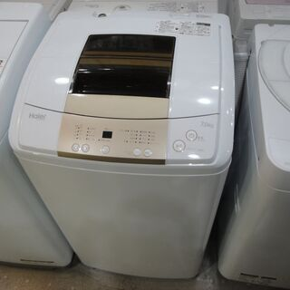 ハイアール7kg洗濯機 JW-K70NE 2016年式【モ…