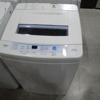 アクア6kg洗濯機 AQW-S60E 2017年式【モノ市…