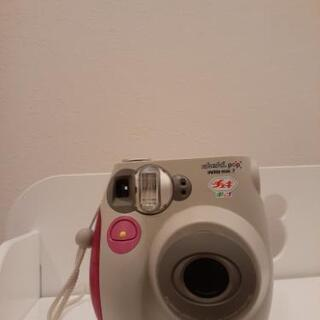 instax mini7 チェキ(フィルム付)