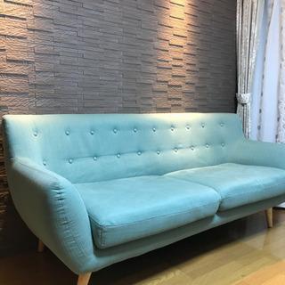 【値段交渉OK】かわいいソファ