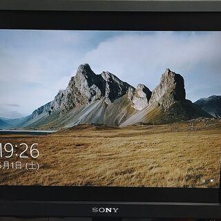 17インチ液晶ディスプレイ SONY SDM-S74