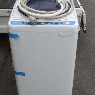【売約済み】☆発送不可☆パナソニック☆6kg 洗濯機 NA-FS...