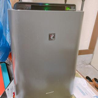 【ネット決済】空気清浄機 SHARP