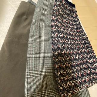 スカート 3枚セット