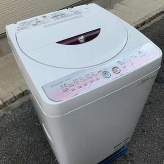 🚛配送無料🔰当日配送‼️ シャープ Ag+イオン 洗濯機 6.0...