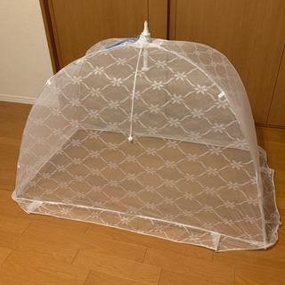 ベビーベッド 蚊帳