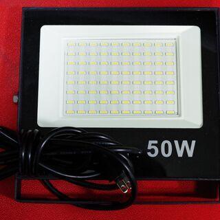 開封済み 未使用 LED 投光器 50ワット 新品よりも1,58...