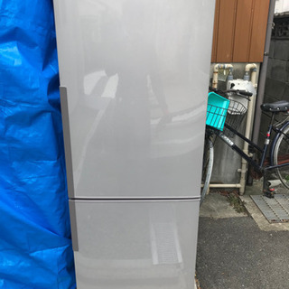 【名古屋市近郊配送可能】SHARP 2ドア冷蔵庫 SJ-P…