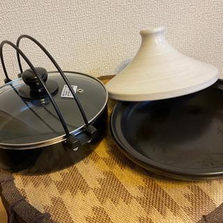 すき焼き鍋&タジン鍋set