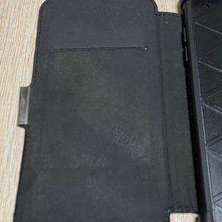 【ネット決済】iPhone11 マグネット付き スマホケース ブラック