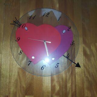 中古 壁掛け時計 40cm四方