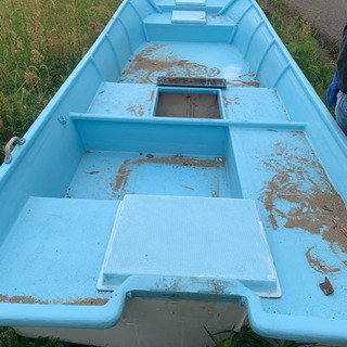 地場造船 和船 約5メートル スベリ付き