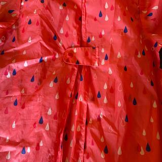 女の子用 雨ガッパ Lサイズ 取引中 - 子供用品