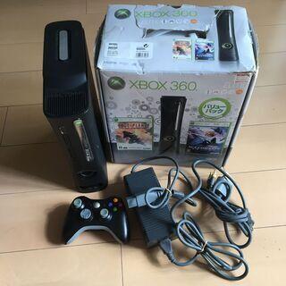 中古 Xbox360 本体セット  リモコン付き