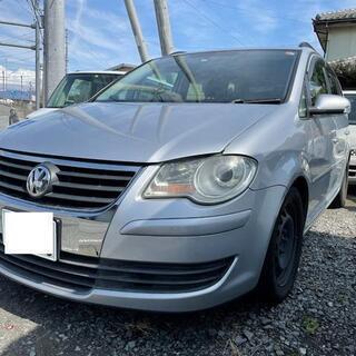 【ネット決済】VW ゴルフトゥーラン TSI トレンドライン T...